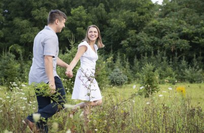 HADLEY ENGAGEMENT PHOTOGRAPHY BY LEAH MARTIN