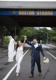 BOSTON WEDDING PHOTOGRAPHY BY LEAH MARTIN